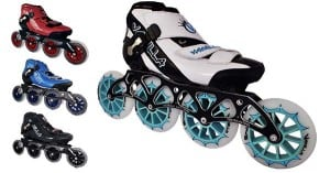 Vanilla Carbon and Vanilla Spyder Aggressive Inline Speed Skates