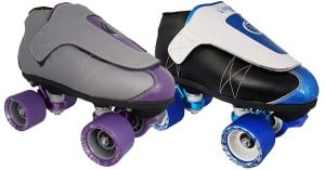 Vanilla GrapeAde and Vanilla Electric Jam Skates