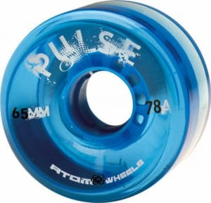 Atom Pulse Soft Hardness Wheel