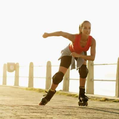 Defeat Diabetes Roller Skating
