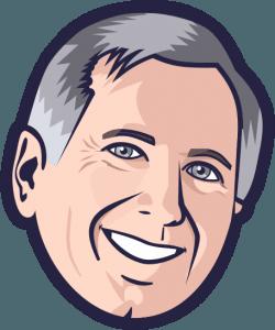 Jeff Stone Caricature Headshot