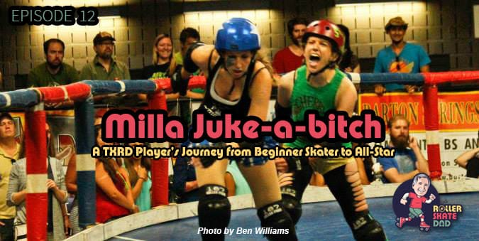 TXRD All-Star Milla Juke-a-bitch