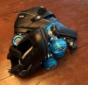 GT-50 Motion Outdoor Roller Skates
