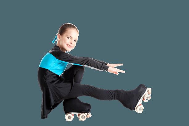 artistic roller skating