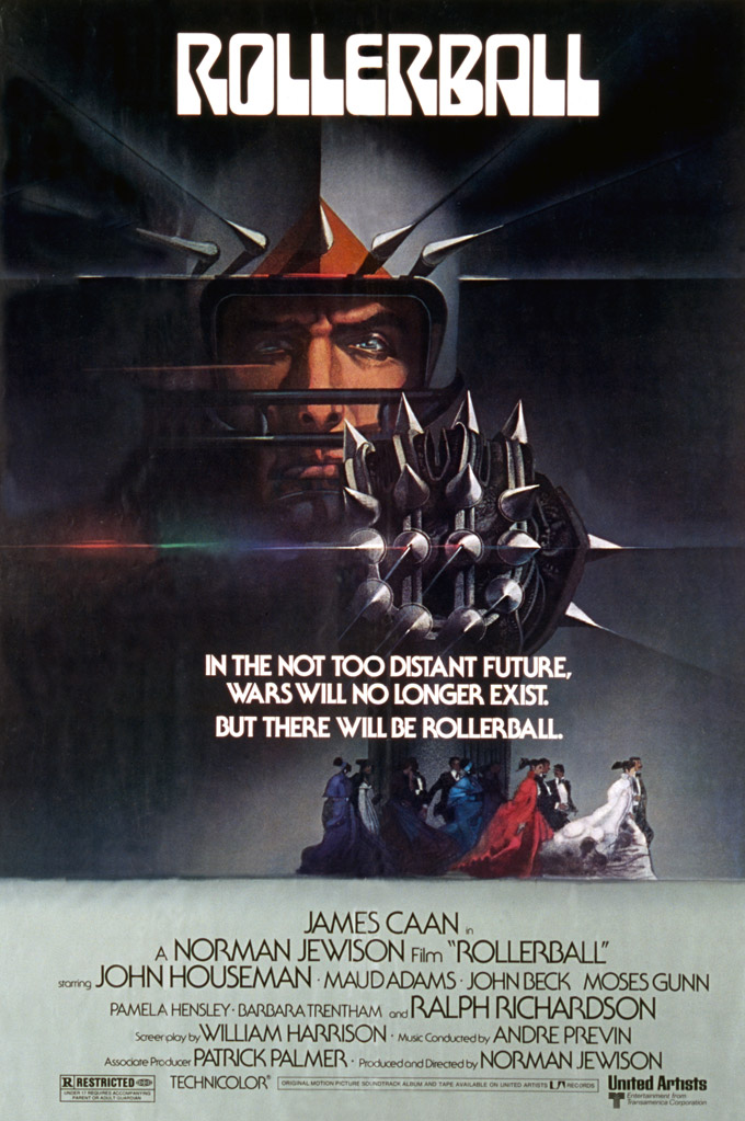Rollerball - Best Roller Skating Movie of All Time