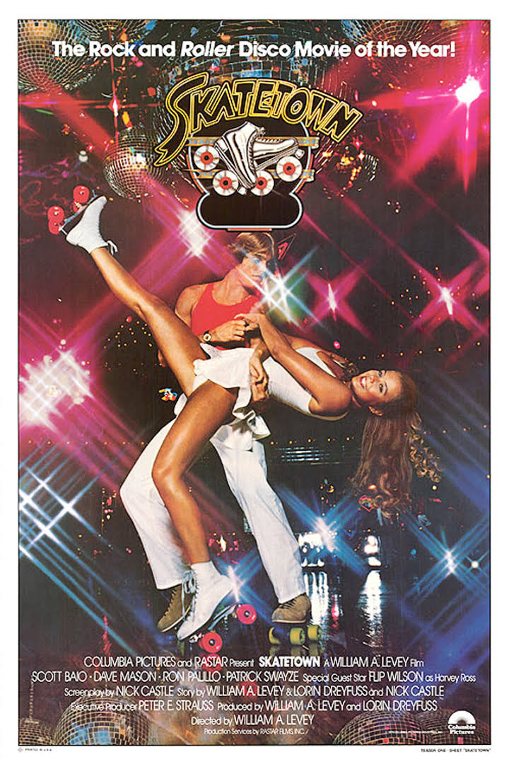 Skatetown USA - Best Roller Skate Movies of All Time