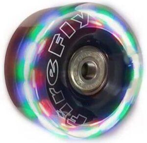 Firefly New Light-Up Quad Roller Skate Wheels