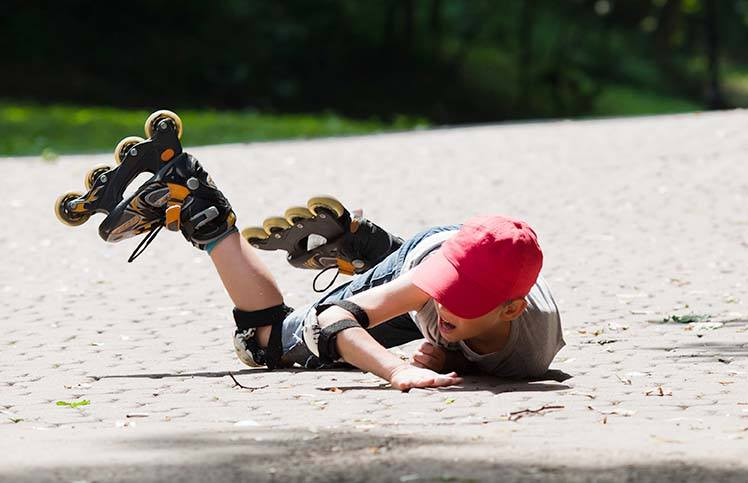Roller Skating Injuries